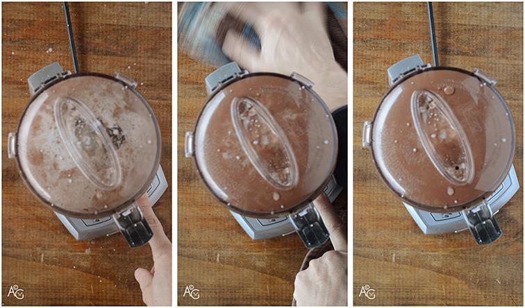 Crème au chocolat & spéculoos express - recette en vidéo + making of