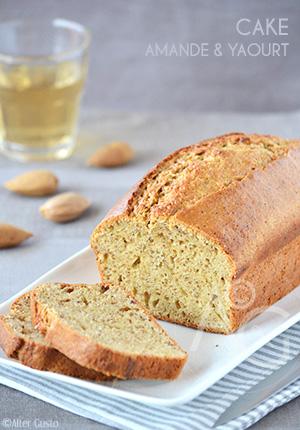 Cake aux amandes & yaourt – Bâtonnets de cake aux amandes & chocolat