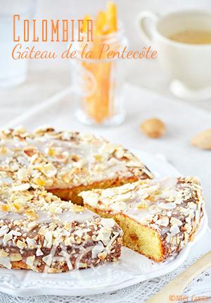 Gâteau de la Pentecôte – Colombier Marseillais