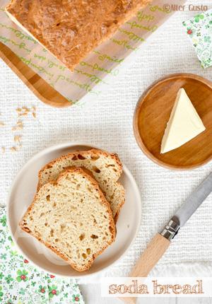 Soda bread – Pain rapide (sans levée, sans pétrissage)